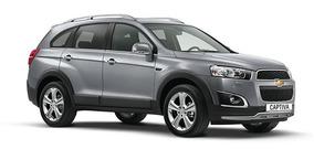 Nueva Captiva Ls $180000 De Anticipo Cuotas Plan Chevrolet