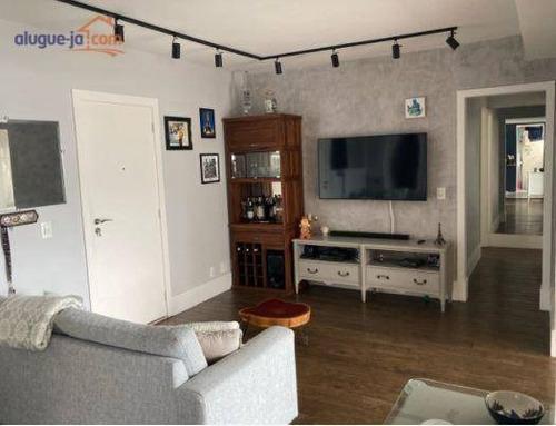 Imagem 1 de 16 de Apartamento Com 3 Dormitórios À Venda, 90 M² Por R$ 675.000 - Royal Park - São José Dos Campos/sp - Ap13574