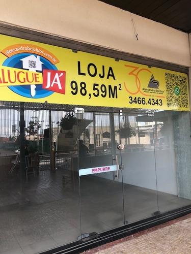 Imagem 1 de 3 de Loja Para Alugar Na Cidade De Fortaleza-ce - L10827