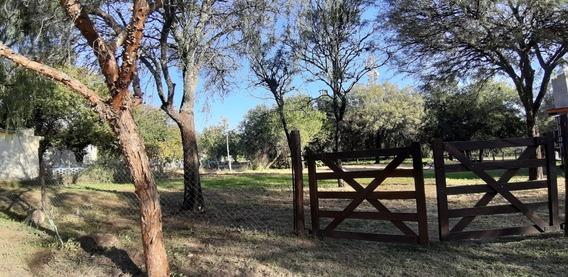 Villa De Las Rosas - Lote 1300 M2 A 5 Cuadras De La Plaza