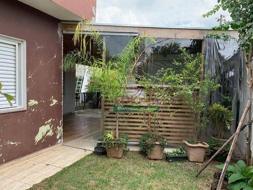 Imagem 1 de 14 de Casa Com 3 Dormitórios À Venda, 250 M² Por R$ 430.000,00 - Jardim Santana - Tremembé/sp - Ca6132