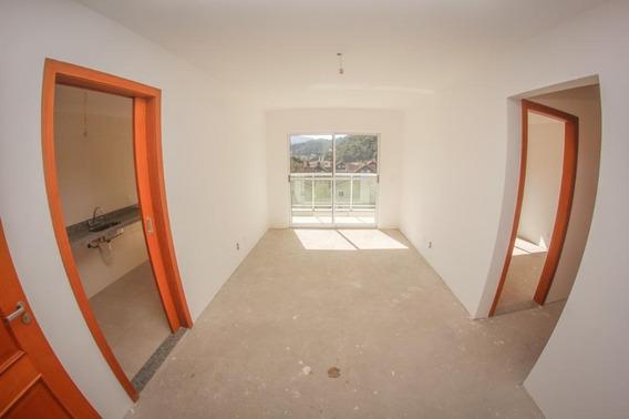 Apartamento Em Várzea, Teresópolis/rj De 70m² 2 Quartos À Venda Por R$ 399.000,00 - Ap285127