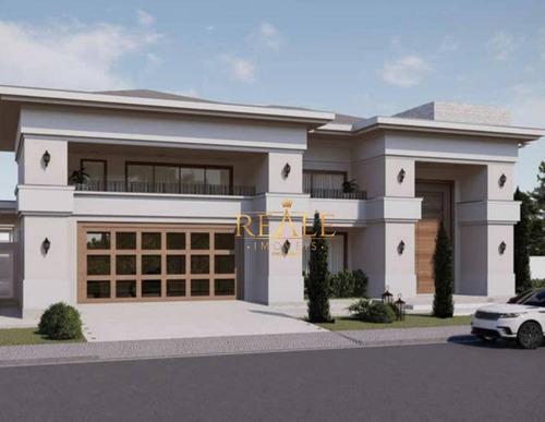 Casa À Venda, 850 M² Por R$ 4.163.000,00 - Condomínio Campo De Toscana - Vinhedo/sp - Ca1301
