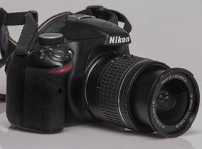 Nikon D3200 Corpo Pouco Usada Menos De 14 Mil Clicks