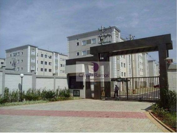 Apartamento Com 2 Dormitórios Para Alugar, 47 M²- Parque Santa Rosa - Suzano - Ap0074