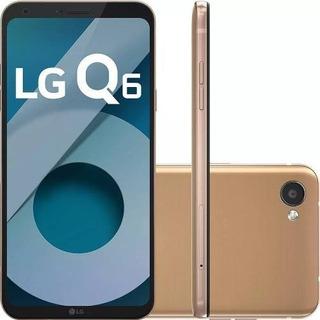 Smartphone Lg Q6 M700a 32gb Lte Dual Sim Tela 5.5