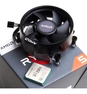 Procesador Amd Ryzen 5 2400g, 3.60ghz, 4mb L3, 4 Core, Am4,