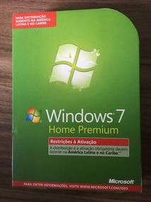 Windows 7 Home Premium Na Caixa - Mega Promoção
