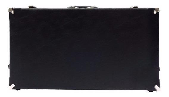 Hard Case Pedais Pedaleira Boss Line6 Gt10 Zoom Pod Mf