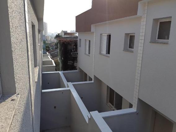 Sobrado Com 2 Dormitórios À Venda, 84 M² Por R$ 320.000,00 - Vila Curuçá - Santo André/sp - So0414