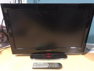 Tv Lcd Admiral En Perfecto Estado + Cable Vga De Regalo