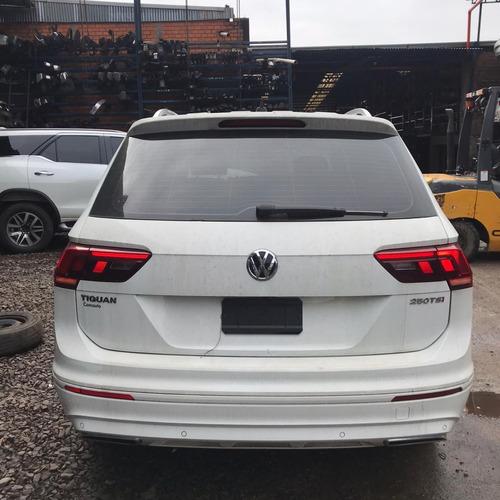 Sucata Vw Tiguan 2018/2019 Flex 150cvs 13600km Rodados