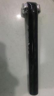 Canote Fibra Carbono 31,6mm Microajuste Curto