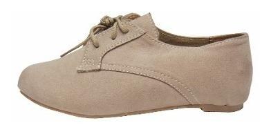 Zapato Niña Casual Mocasin Balerina Annik Flats
