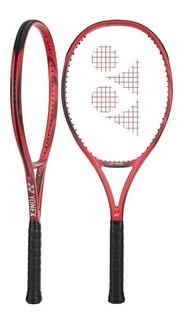 Raquete De Tênis Yonex Vcore 100 Flame Red L3 300 G + Brinde