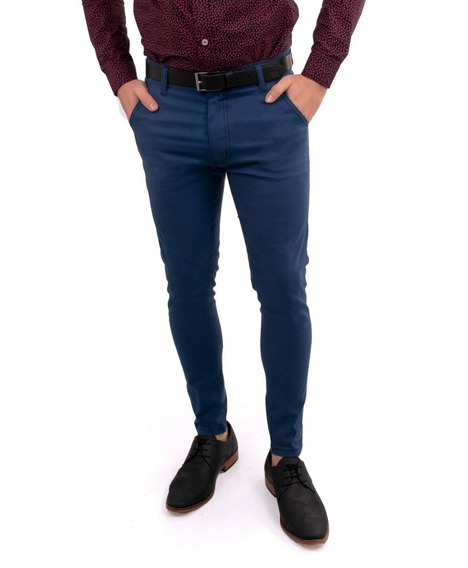 Pantalon Hombre Vestir - Set X 2 Pantalones!