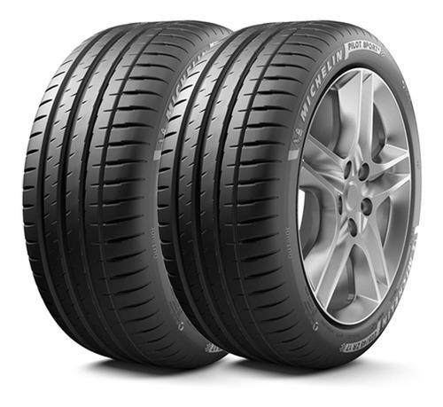 Kit X2 Neumaticos 245/45r17 99(y) Michelin Pilot Sport 4