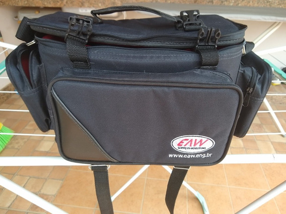 Bolsa, Case Osciloscopio Digital Tektronix, Minipa, Agilent
