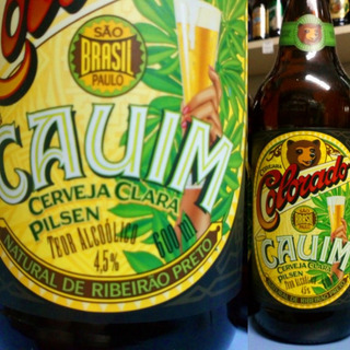 Cerveza Colorado Pilsen Con Mandioca 600cc Importada Brasil