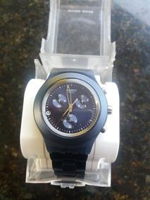 Relógio Swatch Azul Masculino