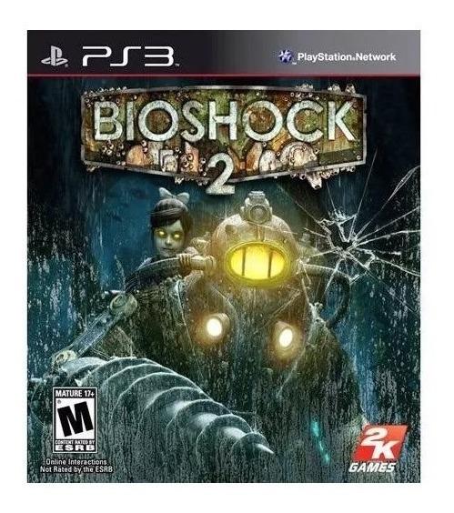 Bioshock 2 Ps3 Mídia Física