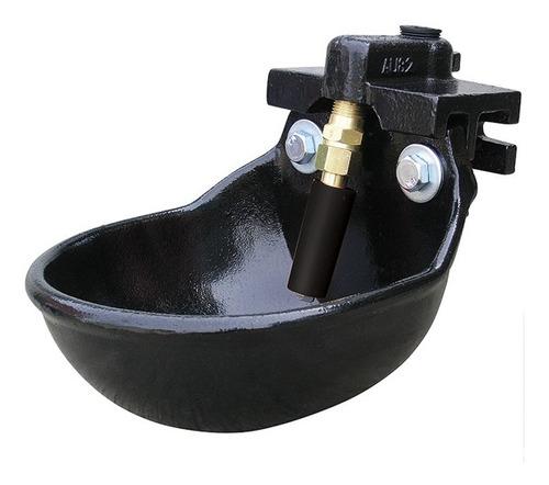 Imagen 1 de 1 de Bebedero Automáticos De Hierro Fundido De Lujo/color Negro.