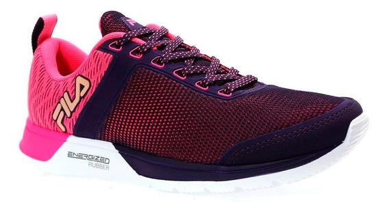 Tênis Feminino Footwear Women Roxo Fila