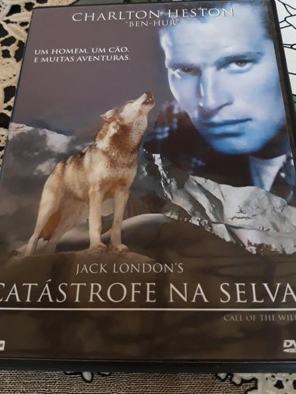 Dvd Catástrofe Na Selva - Charlton Heston