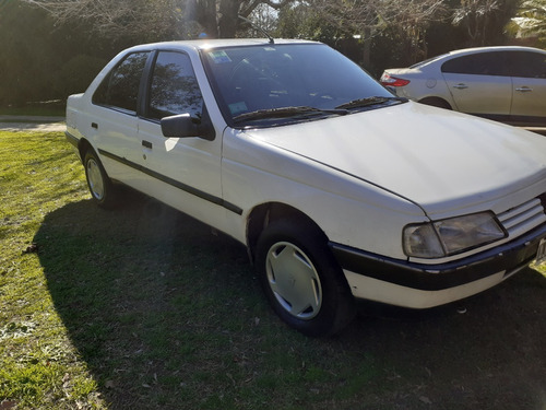 Imagen 1 de 9 de Peugeot 405 Gld 1995 Diesel - Muy Buen Auto!