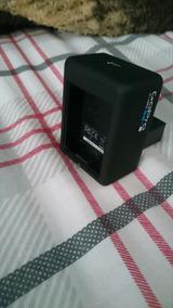 Carregador Duplo + Bateria Gopro Hero 3 E 4