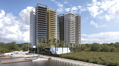 Desarrollo Xtowers Puerto Cancun