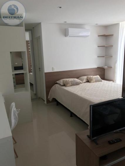 Flat Para Alugar No Bairro Vila Augusta Em Guarulhos - Sp. - 587-2