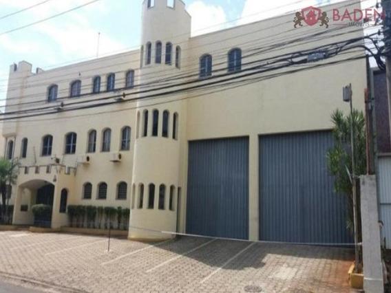 Galpão Industrial / Comercial - Gl00011