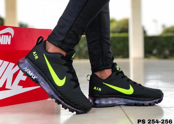 Zapatos Deportivos Max De Caballeros + Colores + Envío Grat