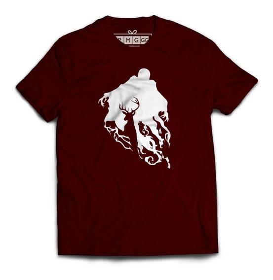 Camiseta Camisa Dementador Harry Potter Expecto Patronum