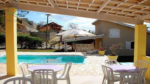 Imagem 1 de 15 de Casa De Condomínio Com 3 Dorms, Condomínio Panorama Parque Residencial, Atibaia - R$ 2.2 Mi, Cod: 414 - V414