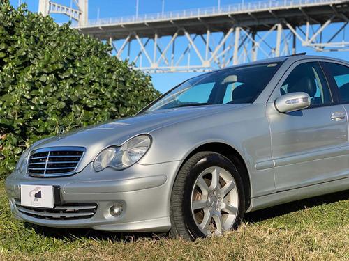 Mercedes-benz Classe C 2006 1.8 Classic Kompressor 4p