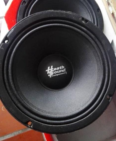 Medios Heat Sound 8 Pulgadas