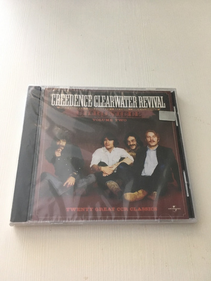 Creedence Clearwater Revival Chronicle Volume Two Cd