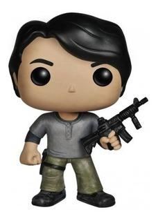 Funko Pop! - The Walking Dead - Glenn-carl-daryl-michonne