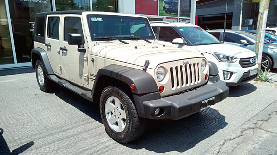 Jeep Wrangler Sport Unlimited 4x4 At 2011