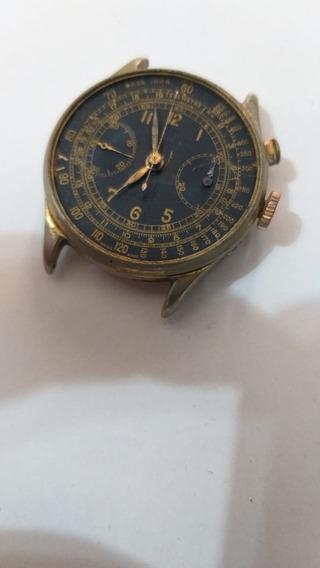 Relógio Aurea Movimento Landeron Brevet 13 De R$ 2999