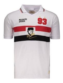 Camisa São Paulo Retrô 1993 Branca