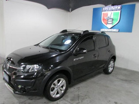 Renault Sandero Stepway 2016 1.6 Hi-power Easy-r Automatico