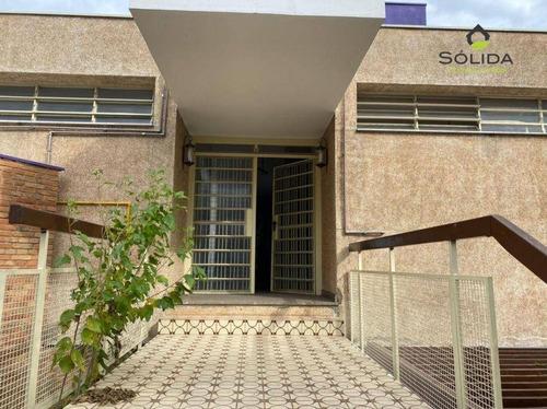 Imagem 1 de 19 de Casa Com 3 Dormitórios, 800 M² - Venda Por R$ 1.800.000,00 Ou Aluguel Por R$ 8.500,00/mês - Jardim Ana Maria - Jundiaí/sp - Ca0624