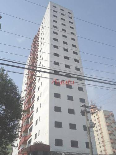 Apartamento Com 4 Dormitórios À Venda, 135 M² Por R$ 580.000,00 - Parque Das Nações - Santo André/sp - Ap0305