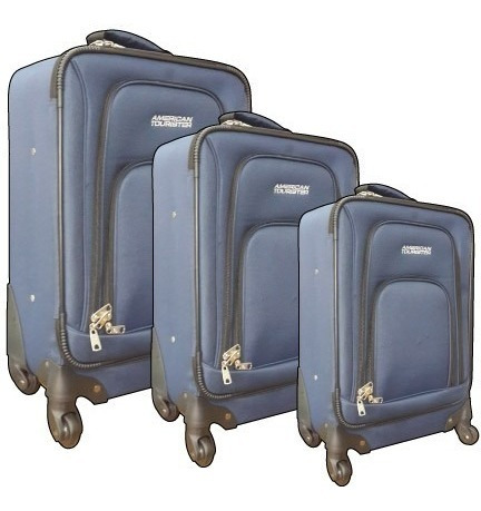 Set Valijas American Tourister By Samsonite 3 Piezas
