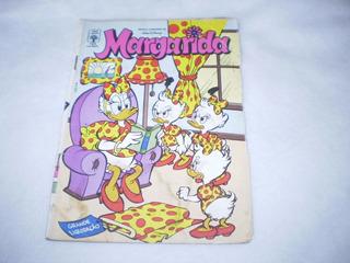 Hq - Gibi - Disney - Margarida Nº 123 Ano 1991