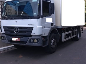 Mb Atego 1718 Ano 2013 No Chassi $99.800,00 Somente A Vista