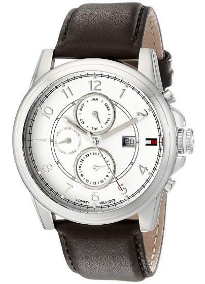 Reloj Tommy Hilfiger 1710294 Correa De Cuero